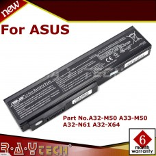 Original Battery For ASUS A32-N61 A32-X64 N53SV N53TA N61 N61DA N61JA N61JQ A32-M50