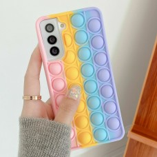 POP IT Bubble Silicone Phone Case for Samsung