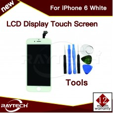 Replacement Apple iPhone 6 LCD Display & Touch Panel, White
