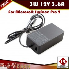 [K21]Original Microsoft Surface Pro 2 AC Adapter Charger 43W 12V 3.6A