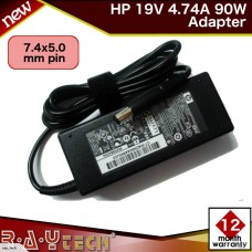 (M7)Original Adapter for HP Compaq 6830s 6910p 6930p 8510p Power Supply 19V 4.74A