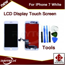 Replacement Apple iPhone 7 LCD Display & Touch Panel, White.