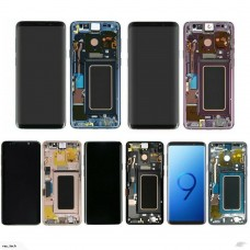 Samsung Galaxy S9 Screen Assembly with Frame