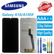 Original A105F Galaxy A10 LCD Screen With Touch