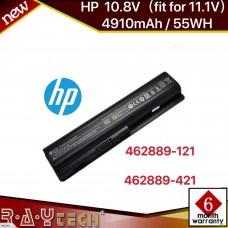 (B19)HP Original Battery 10.8V 55Wh Black Compatible with HP Compaq CQ40 CQ41 CQ45 CQ50 CQ60 CQ7...