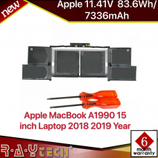 Genuine A1953 New Battery for MacBook A1990 15 inch Laptop 2018 2019 Year