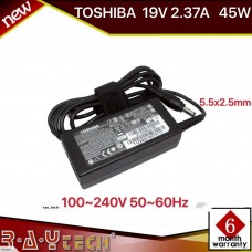 [K14]Original Toshiba Charger Z830 T210D W100 C55D 45W 19V 2.37A Power Adapter