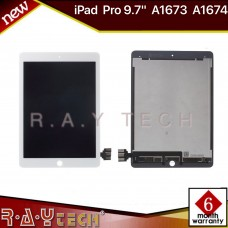 """[S]Apple Ipad Pro 9.7"""" A1673 A1674 A1675 LCD Screen Touch Display Digitizer assembly White"""