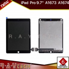 "[S]Apple Ipad Pro 9.7"" A1673 A1674 A1675 LCD Screen Touch Display Digitizer assembly Black"