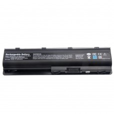 [B7]HP CQ42 Battery 10.8V 5200mAh Black Replacement Compatible with HP Compaq CQ42 CQ56 CQ62 CQ72 DV3-4000 DV6-3000 DV6-6000 DV7-4000 DM4-1000 G32 G42 G62 G72 MU06 ENVY17.