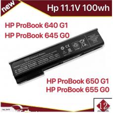 [B54]HP Original Battery 11.1V 100Wh Black for HP ProBook 640 G0 640 G1 CA06 CA06XL CA09 HSTNN-DB4Y 718756-001
