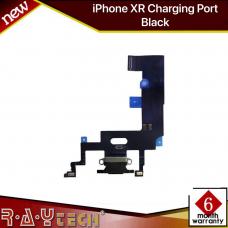 iPhone XR Charging Port Black