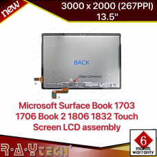 """13.5"""" Touch Screen Digitizer Assembly Microsoft Surface Book 2 1806 1832"""