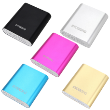 Universal Powerbank 5V 2A 10400mAh Power Bank for Tablet Cellphone