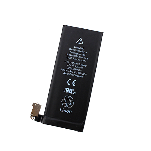 new iphone battery 1420mah 3 7v battery for apple iphone 4 4g 6660