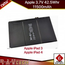Apple iPad 3 iPad 4 A1389 Battery 3.7v 11500 mAh