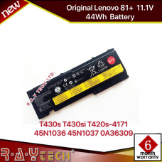 6 Cell New Genuine 81+Battery For Lenovo ThinkPad T420s T430s T420si Series