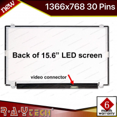 "[K4]NT156WHM-N12 15.6"" 1366x768  Slim LED WXGA Bottom Right ***30PIN***. ***Glossy***"