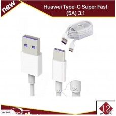 [N17]Genuine Original Huawei Type-C Super Fast (5A) 3.1 USB Data Cable Charger Lead with packaging