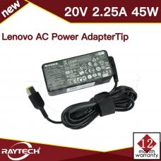 [k27]45W 20V 2.25A Power Adapter Charger Slim USB Tip For Lenovo ThinkPad 45N0298 X250 T450S Yoga 11 11S 13