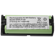 NI-MH HHR-P1051 2.4V 1000mAh PHONE BATTERY