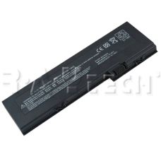 (C3)HP Replacement Battery 11.1V 3600mAh Black Compatible with HP CompaQ EliteBook 2710P 2730P 2...