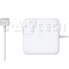 (M32)Original Apple 45W MagSafe 2 Power Adapter for MacBook Air  latest model A1234. 14.85v 3.05A 45W with White original box. Tip T