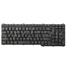 Toshiba Satellite laptop Keyboard, for L500, Black.