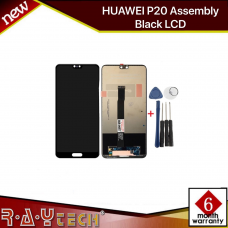 HUAWEI P20 Assembly Black LCD