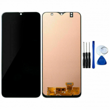 [RSUMSA50B] A505F GALAXY A50 LCD WITH TOUCH - BLACK WITHOUT FRAME
