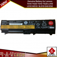 [A45]Lenovo Original Battery 10.8V 5200MAH  Black 42T4753 ThinkPad L410 L510 SL410 SL510 T410 T420 T510 T520 W510 W520 E420 E520
