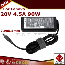 (L18)IBM/Lenovo Adapter 20V 4.5A 90W Charger For Lenovo ThinkPad T420 T430u T510 X200