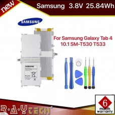 Samsung Original Battery for Samsung Galaxy Tab 4 10.1 T530 T535 EB-BT530 FBU 3.8V 6800mAh