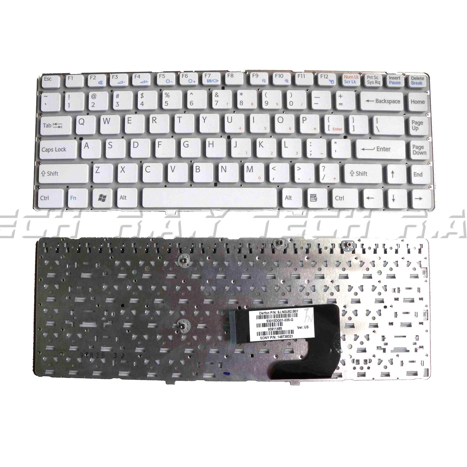 NEW for Sony Vaio VGN-FW Series black Keyboard 148084721
